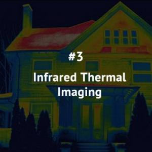 We use thermal cameras to identify where your home could be leaking heat - costing you money
